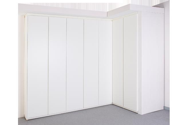 Cabine armadio su misura montecucco armadi for Piani di progettazione di armadi mudroom